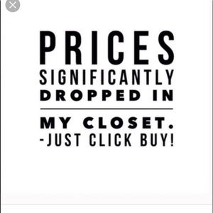 Other - Prices Dropped